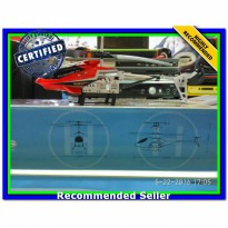 (Helikopter RC) HELIKOPTER DONG HUANG DH831 REMOTE CONTROL TAHAN