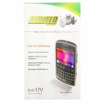 Limited Antigores Blackberry Leap Clear Gloss