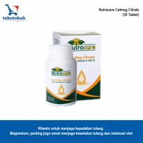 Nutracare Cal Mag Citrate