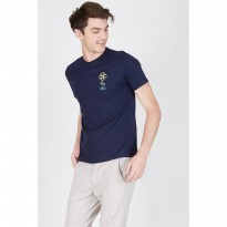 [ BERRYBENKA ] Men Feel The Nature Tshirt Navy