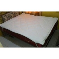 Matras Cover Pelindung Spring Bed King/Queen