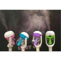 USB Car Charger Humidifier Aromatherapy