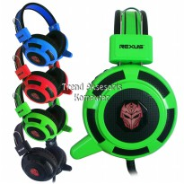 Rexus Headset Pro Gaming F15 with LED