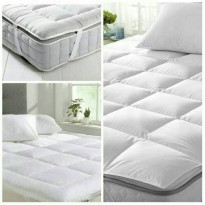 HOTEL BED MATTRESS (MATRAS) Protector/Topper size King