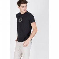 [ BERRYBENKA ] Men Mexican Riders Tshirt Black