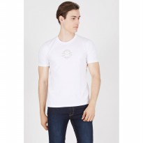 [ BERRYBENKA ] Men Mexican Riders Tshirt White