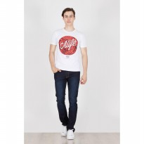 [ BERRYBENKA ] Men Miraculous Tshirt White