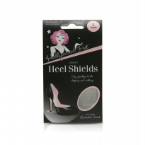 Hollywood Fashion Secrets Gel Heel Shields-2 Pairs