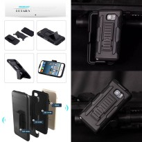 Belt Armor Case Samsung Galaxy Note 5 N9200
