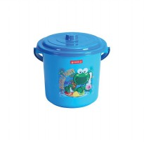 Lion Star - Ember + Tutup Elegant Pail 2.5 Gallons w/ Cover (E-1)
