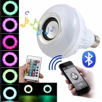 Speaker Bluetooth Bohlam NEW