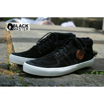 Sepatu Sneakers Casual Original Black Master Neymar Terlaris || Ready 39-43