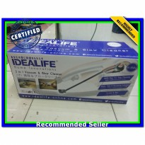 (Vacuum Cleaners) IDEALIFE IL-130S VACUM & BLOW CLEANER PENYEDOT DEBU