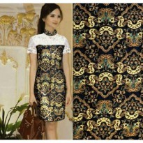 Dress Komala Batik katun 115402R