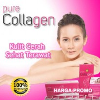 SACHET] PURE COLLAGEN WHITENING DRINK