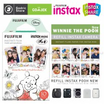 Fujifilm Refill Instax Mini Film Pooh New Edition - 10 Lembar
