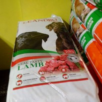 Leandro lamb dog food 20kg