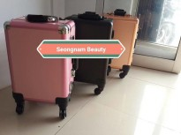 Seongnam Beauty Case in Cabin size with dimmer & 4 whee