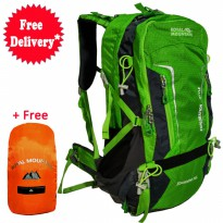 Royal Mountain Tas Backpaker Anti Air ( water resistant ) - Tas Gunung 50 Liter