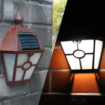 Lampu taman Led tenaga surya solar out door rumah Cell