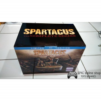 Bluray Spartacus The Complete Series Limited Edition