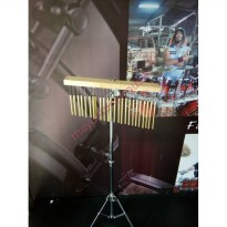 24 bar chime with stand