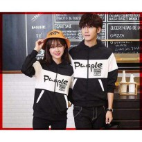 Jaket Baju Couple | Sweater Couple | Pakaian Kapel JKPK AT25