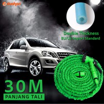 Expandable Magic Hose 30 M Selang Air cuci mobil motor Xhose Semprot