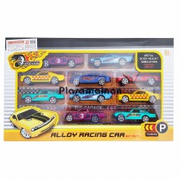 Die Cast Racing10 GT800 - Mainan Die Cast Anak - Ages 3+