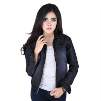 Catenzo |Jual Jaket Wanita Denim Jeans - NJ 911 | Bahan : DENIM | Warna : BIRU