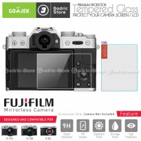 Fujifilm X-T10 / XT10 / X-T20 / XT20 / X-E3 / XE3 LCD Tempered Glass Screen Protector Anti Gores