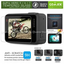 GoPro Hero 5 / Hero 6 / Hero 7 Black LCD Tempered Glass Screen Protector Anti Gores