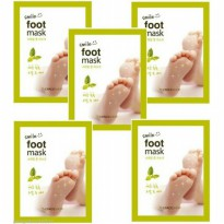 THE FACE SHOP Smile Foot Mask