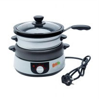 Goodlife HP-MT02 10 in 1 Multicooker - Silver Black