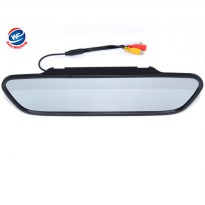 [globalbuy] HotHigh resolution 4.3 Color TFT LCD Car Rearview Mirror Monitor 4.3 inch 16:9/4317417