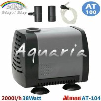 Atman Water Pump AT-104 Pompa Celup Aquarium & Kolam