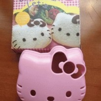 Sandwich Mold / Cetakan Hello Kitty