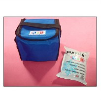 RBS Cooler Bag Bayi + Ice Gel Blue