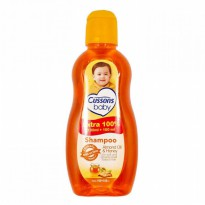 Cussons Baby Shampoo Almond Oil and Honey - 100+100 ml