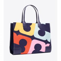 Authentic TB Ella Printed Logo Tote Big