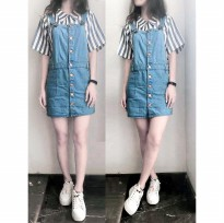Overall Chelsea Jeans Light