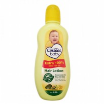 Cussons Baby Hair Lotion Avocado Pro-Vit B - 50+50 ml