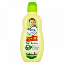 Cussons Baby Hair Lotion Coconut Oil Aloe Vera - 50+50 ml