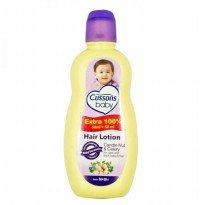 Cussons Baby Hair Lotion Candlenut Oil Celery - 50+50 ml