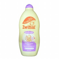 Zwitsal Baby Powder Extra Care with Zinc EXTRA 20% - 360gr