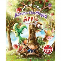 Magic ABC - Aaron & The Magic Apple (Bilingual Book)