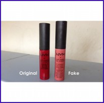 ORI NYX Soft Matte Lip Cream ASLI USA / Black Label Lipgloss NYX