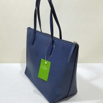 Tas Kate Spade Original - Ks hani haven lane polka navy