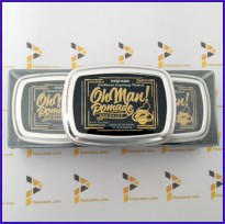 Hair Pomade Oh Man! Mystic Gold / Minyak Rambut Pomade Wax Based