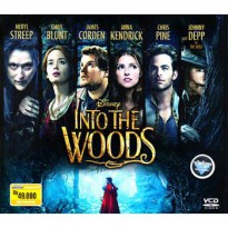 [DVD] Into The Wood (License Indonesia)
